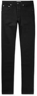 Helmut Lang Stretch-Denim Jeans - Men - Black
