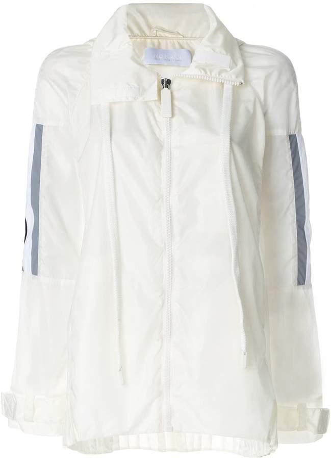 No Ka' Oi front zip jacket