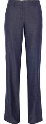 Giorgio Armani Wool-Blend Flared Pants