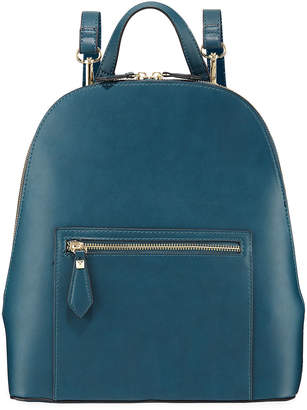 Neiman Marcus Merci Faux-Leather Backpack