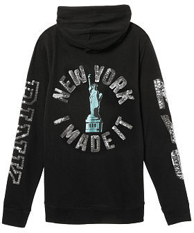 Victorias Secret Perfect Full-Zip Hoodie $69.95 thestylecure.com