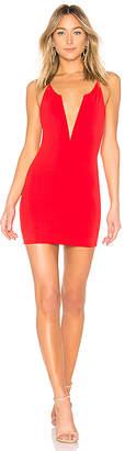 by the way. Frankie Deep V Dress
