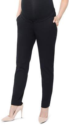 Nom Maternity Natalie Over-the-Belly Work Pants