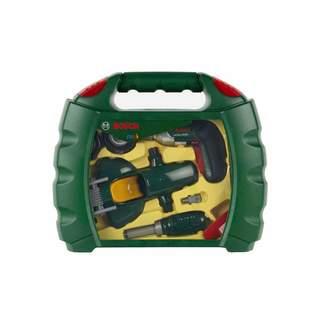 Theo Klein Bosch Tool Case & Car
