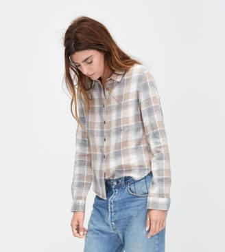 UGG Crisscross Woven Shirt