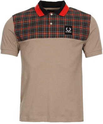 Raf Simons Fred Perry x Polo Shirt - Soft Stone Grey