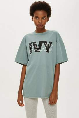 Ivy Park Layer Logo Oversized T-Shirt