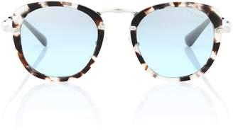 Prada Wanderer acetate sunglasses