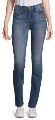 True Religion Cora Straight-Leg Jeans $149 thestylecure.com