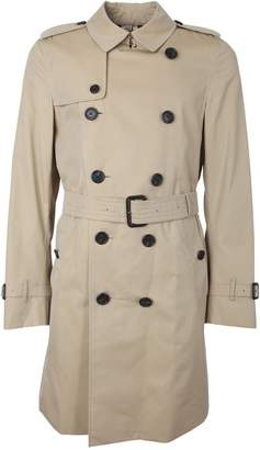 Burberry England Double-breasted Trench
