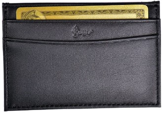 Royce Leather Prima Slim Card Case