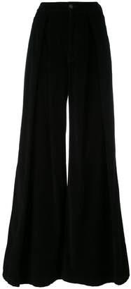 A.F.Vandevorst wide leg trousers