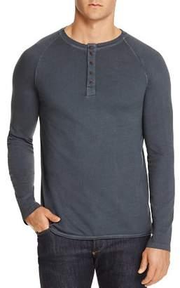 M Singer Henley Shirt