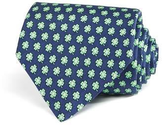 Vineyard Vines Luck of the Irish Wide Tie $85 thestylecure.com