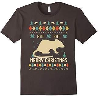 Rat Christmas T-Shirt