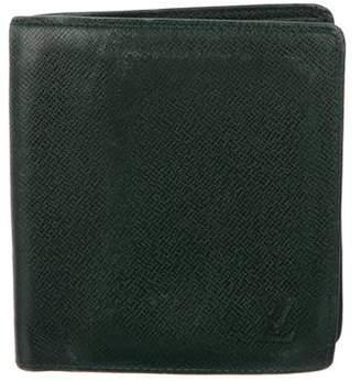 Louis Vuitton Taïga Bifold Wallet