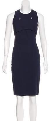 Givenchy Crepe Sheath Dress