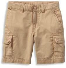 Ralph Lauren Little Boy's& Boy's Chino Gellar Cargo Shorts