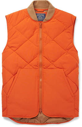 J.Crew Nordic Quilted Shell Gilet