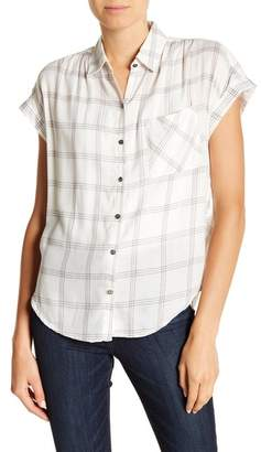 William Rast Athena Short Sleeve Shirt