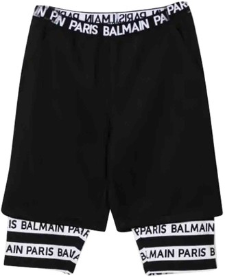 Balmain Double Layer Shorts