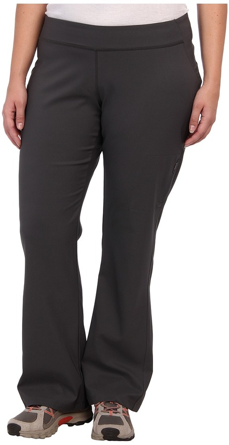 Columbia Columbia - Plus Size Back Beauty Boot Cut Pant Women's Clothing