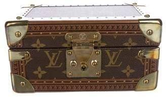 Louis Vuitton Monogram Coffret Trésor 20