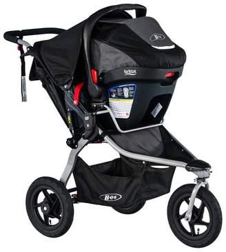 BOB Strollers Rambler Travel System - Black