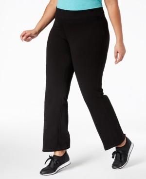 1834fb9ed1d Ideology Plus Size Flex Stretch Active Yoga Pants
