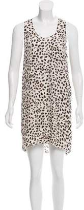 Alexander Wang Printed Mini Dress