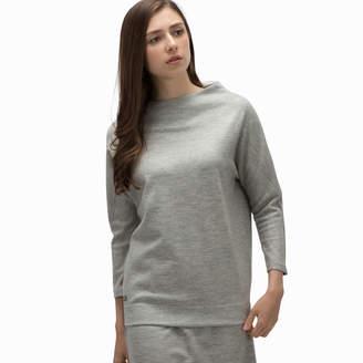 Lacoste (ラコステ) - ボトルネックプルオーバースウェットシャツ