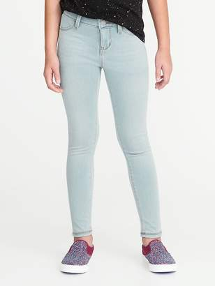 Old Navy Ballerina 24/7 Light-Wash Jeggings for Girls