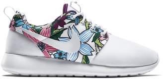 Nike Roshe Run White Floral Aloha (W)