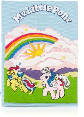 Olympia Le-Tan Pony Land VHS Clutch