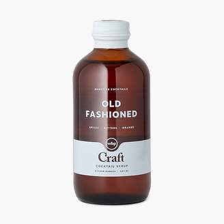 J.Crew W&PTM Old Fashioned cocktail syrup