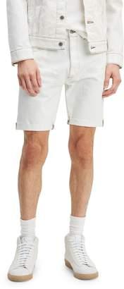 Levi's Premium 501 Tapered Regular-Fit Cut-Off Shorts