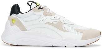 McQ panelled sneakers