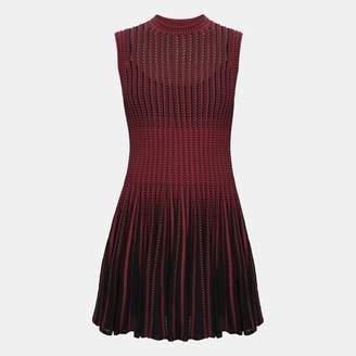 Theory Knit Novelty Checker Dress