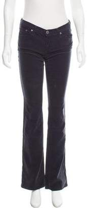 Adriano Goldschmied Low-Rise Pants
