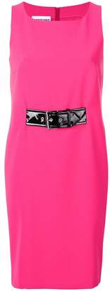 Moschino buckle detail dress