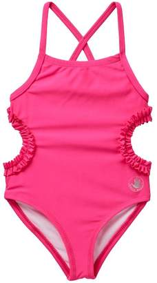 Body Glove 1 PC Cutout Swimsuit (Toddler)