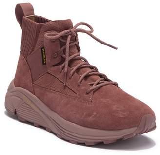 Brandblack Mil Spec Hiker High Top Sneakers