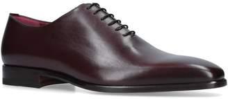 Stemar High Shine Wholecut Oxford Shoes