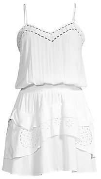 Ramy Brook Women's Blaire Layered Blouson Dress