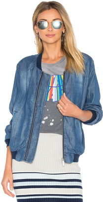 Sanctuary Bomber Jacket $139 thestylecure.com