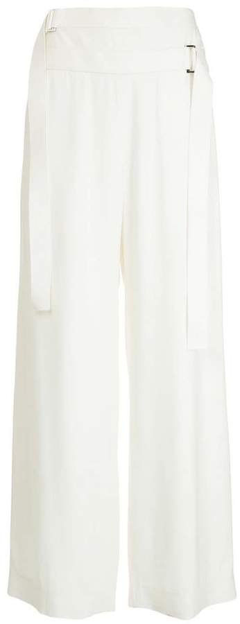 holster wide-leg trousers