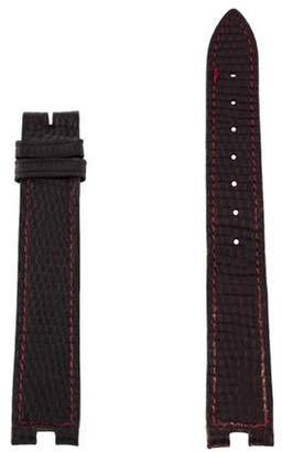 Cartier 15mm Leather Strap