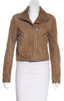 Vena Cava Leather Moto Jacket