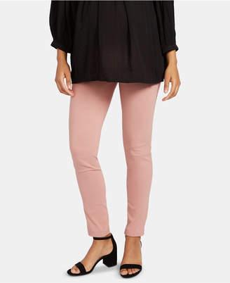 Motherhood Maternity Solid Skinny Pants