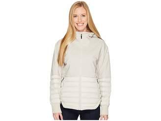 Columbia Open Site Hybrid Hooded Jacket Women's Coat